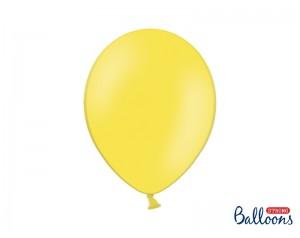 Balon Jasnożółty lateksowy...