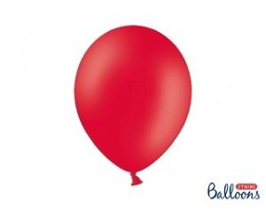 Balon Czerwony Lateksowy z...