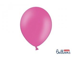 Balon Fuksja Lateksowy z helem