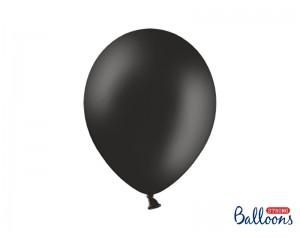 Balon Czarny Lateksowy z helem