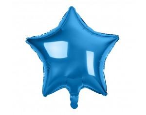 Niebieska Gwiazda z helem