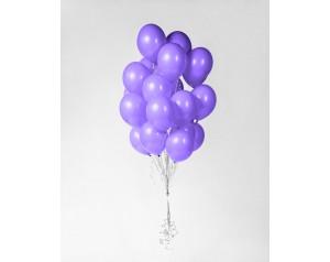 Zestaw balonów fioletowych...