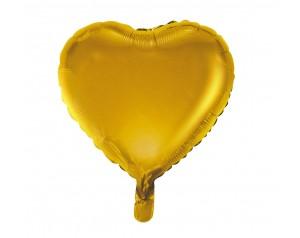 Złote Serce z helem