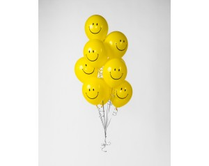 Zestaw balonów uśmiechy z...