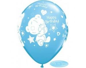 Balon Z Misiem Urodzinowy...