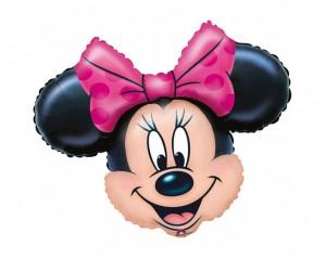 Myszka Minnie z helem