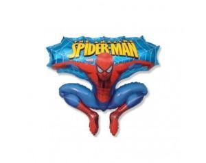 Spider-Man z helem