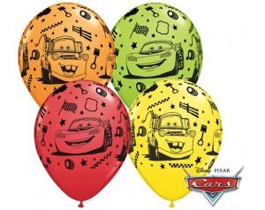 Balon Auta Lateksowy z helem