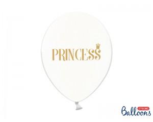 Balon przezroczysty...