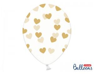 Balon transparentny ze...
