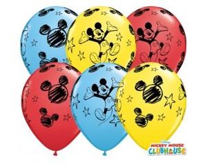 Balon Myszka Mickey...