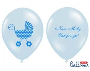 """Balon """"Nasz mały chłopczyk""""..."""