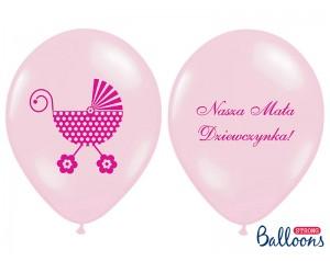 """Balon """"Nasza mała..."""