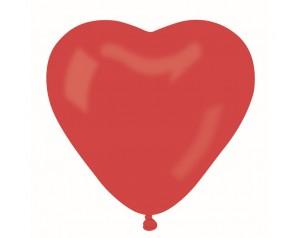 Balon Serce czerwone...
