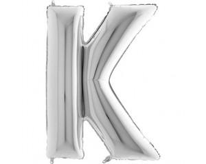 Literka K z helem