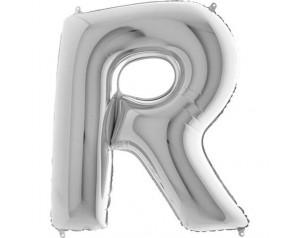Literka R z helem