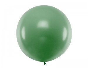 Balon zielony gigant