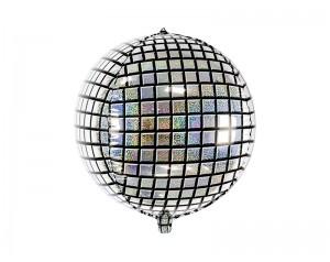 Disco kula z helem