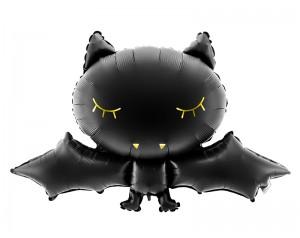 Balon nietoperz z helem