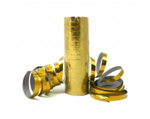 Serpentyna złota holograficzna