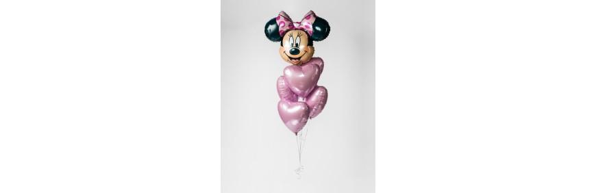 balony dla dzieci peppa myszka na hel dla najmłodszych uśmiech dziecka
