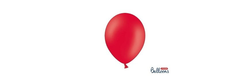 Balony gumowe do własnego zestawu na hel